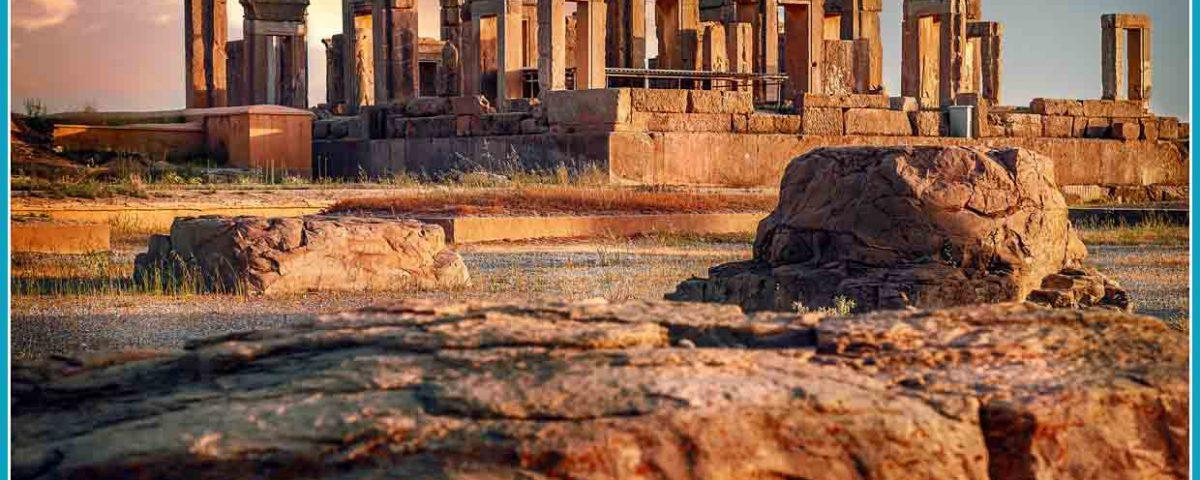 ruins, Prsepolis, Persepolis - Shiaraz