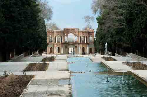 Iranian Garedens, Ieranian garden