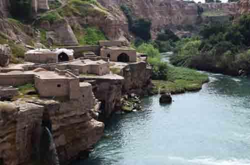 Shushtar Historical Hydraulic System,