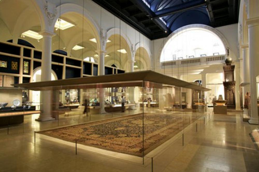 Carpet Museum Iran