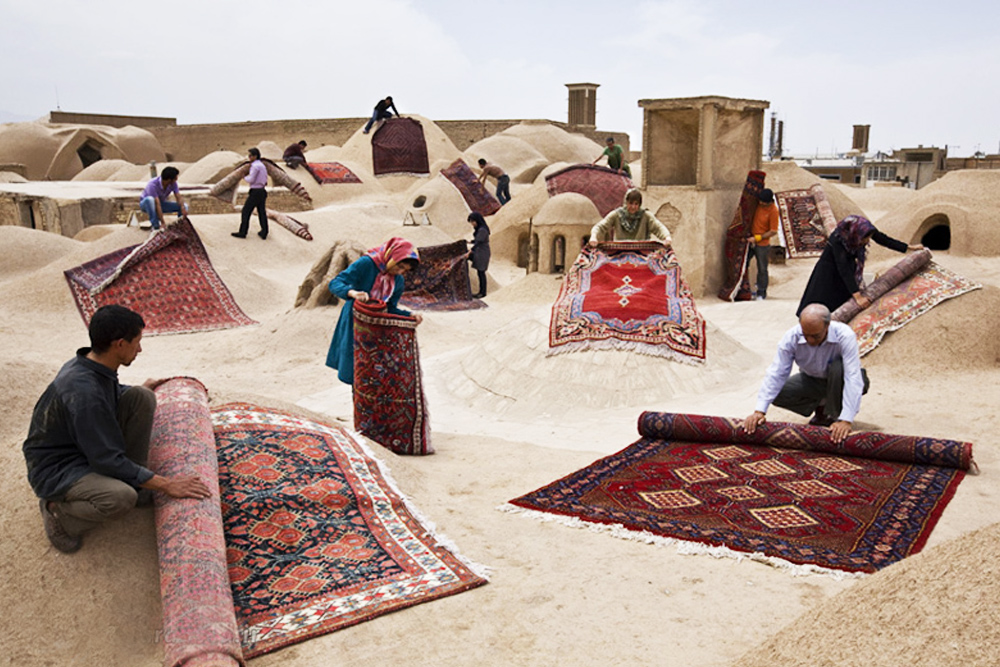 Ghalishoyan-Iranian Ritual