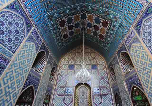 Goharshad mosque- Iran
