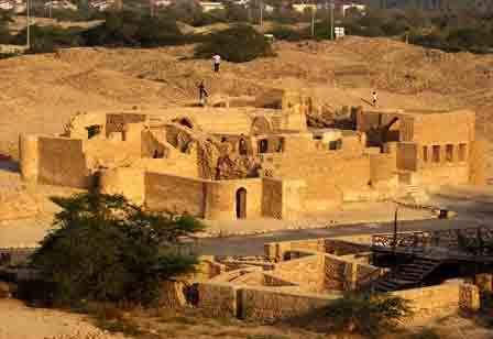 Harire ancient city of persian gulf