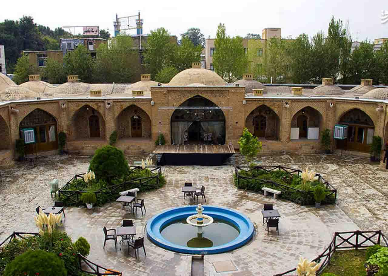 Iranian caravanserai