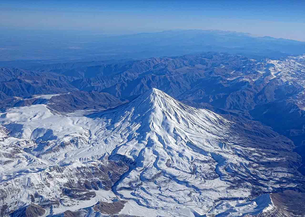 Damavand, Damavand Mountain