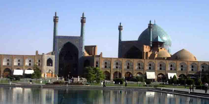 Naghsh-e Jahan Square- Isfahan