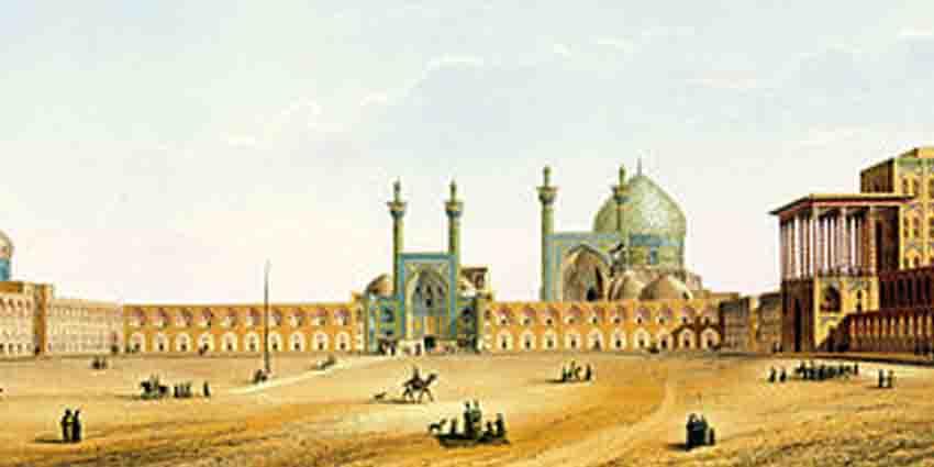 Naqsh-e-Jahan-Isfahan