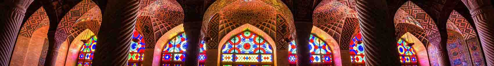 pink mosque-Shiraz, Nasir-al Molk Mosque-Shiraz