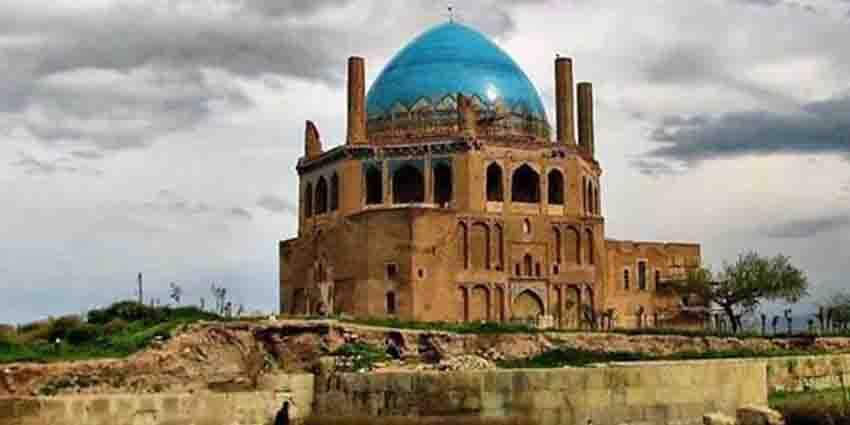 Dome of Soltaniyeh, Soltaniyeh dome- Zanjan