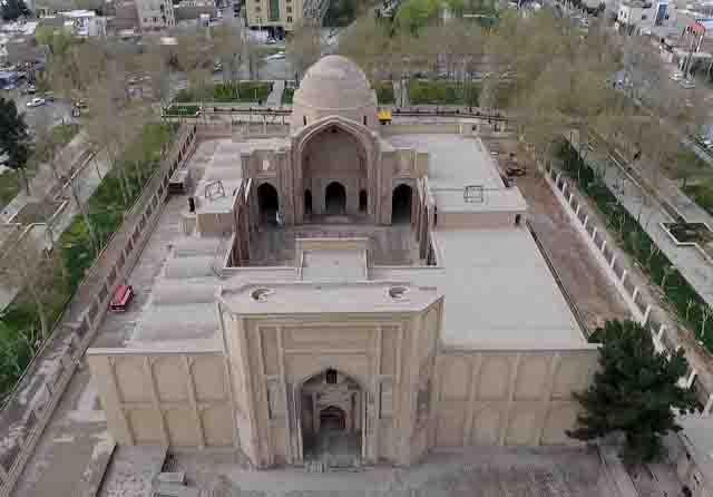 Varamin Jameh Mosque Iran