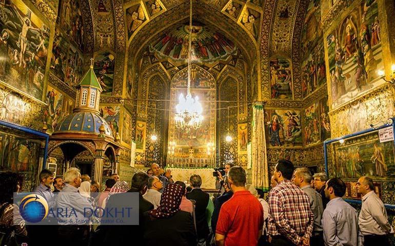 Esfahan Vanak Church