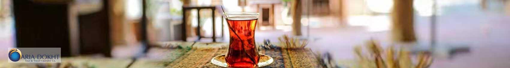Iraniantea, tea, Iranian traditions