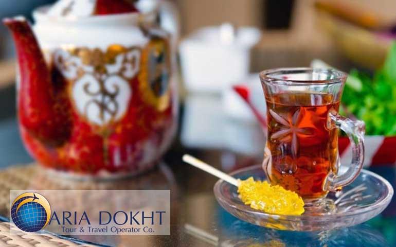 Iranian tea, tea, Iranian traditions
