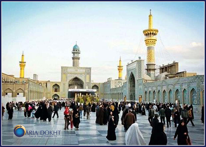 Mashhad, Astan e Razavi