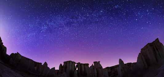 Stars valley, Valley of Stars- Qeshm. Qeshm Stars valley