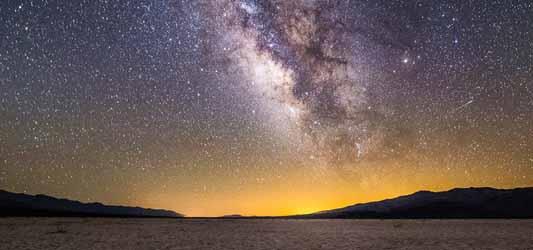 Stary sky -Qeshm