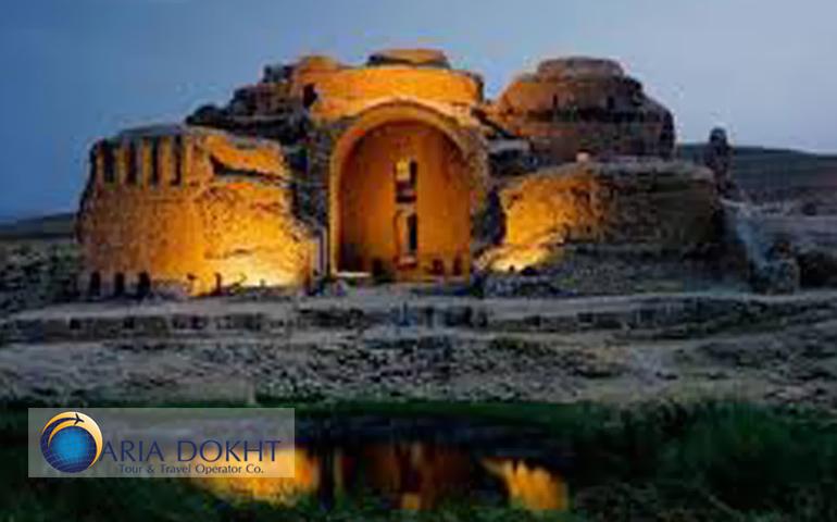 Azar Gushtasb temple
