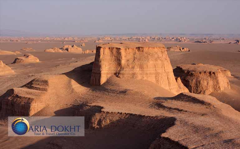 Lut desert- Kaluts