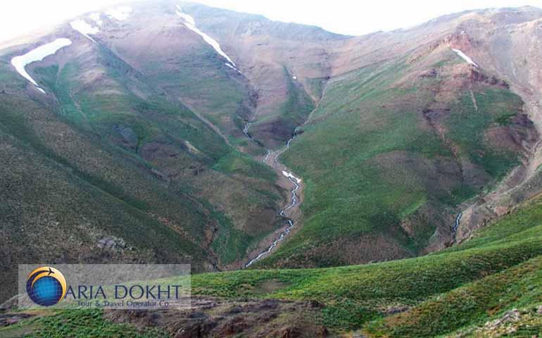 Taleqan Mountains