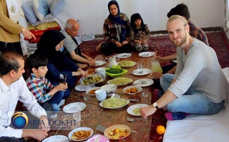 Eco-tourists, Iranian foods, ethnicity, Iranian hospitality, guest, host, Iranian tribes, Nomads,