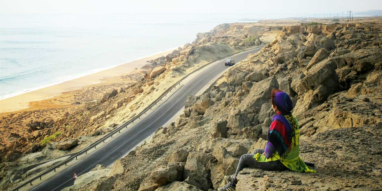 Baris road- Chabahar