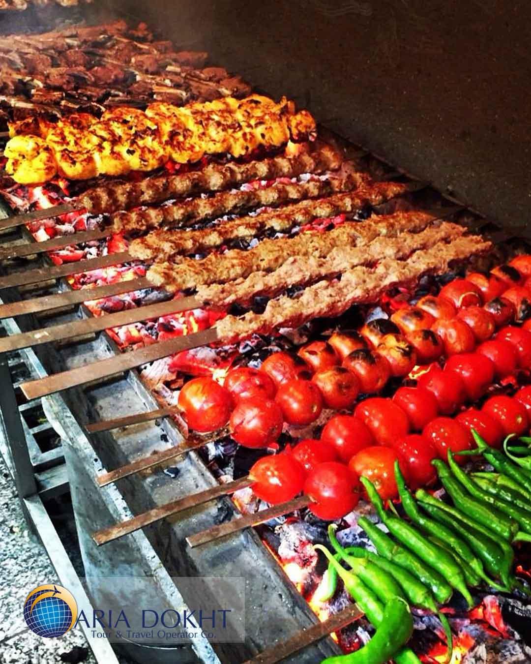 Iranian Kebab, Kubide Kebab,persian Kebab, Koobideh, Kaseh Kabab