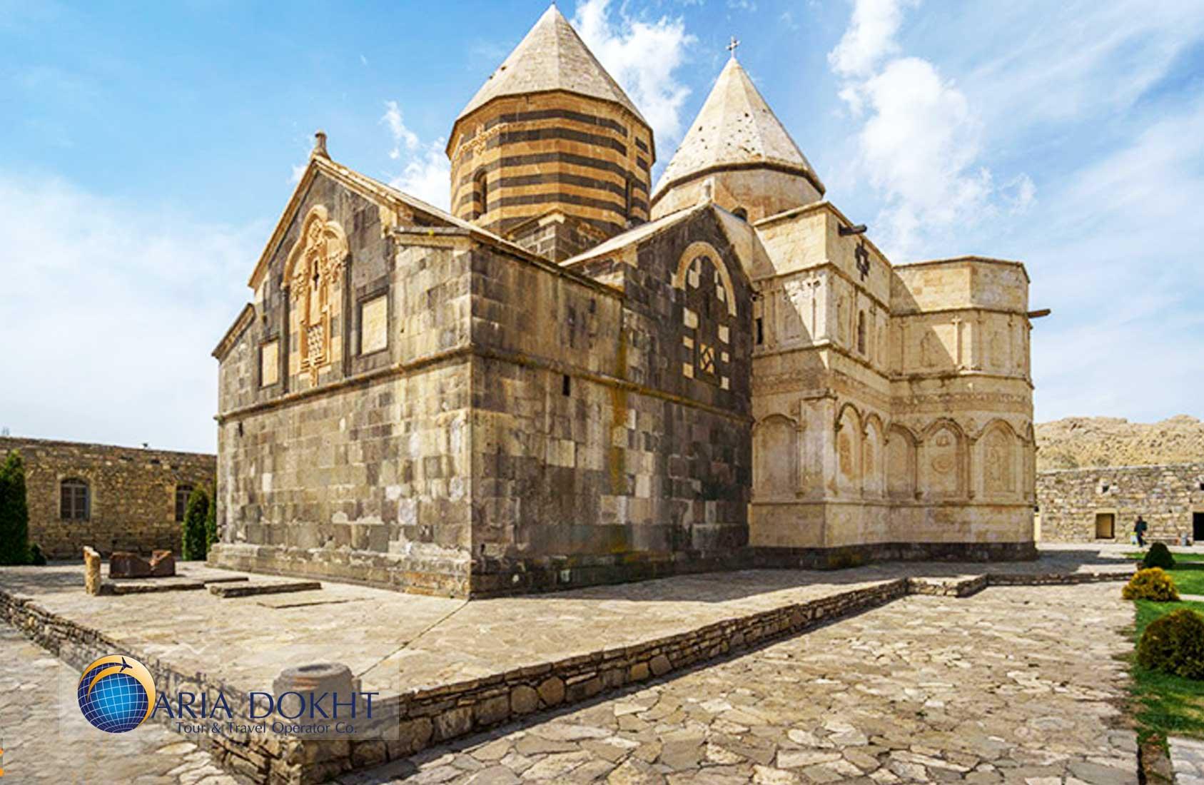 Qarreh church - EastAzerbaijan
