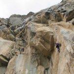 Rock Climbing in Pol-e Khab