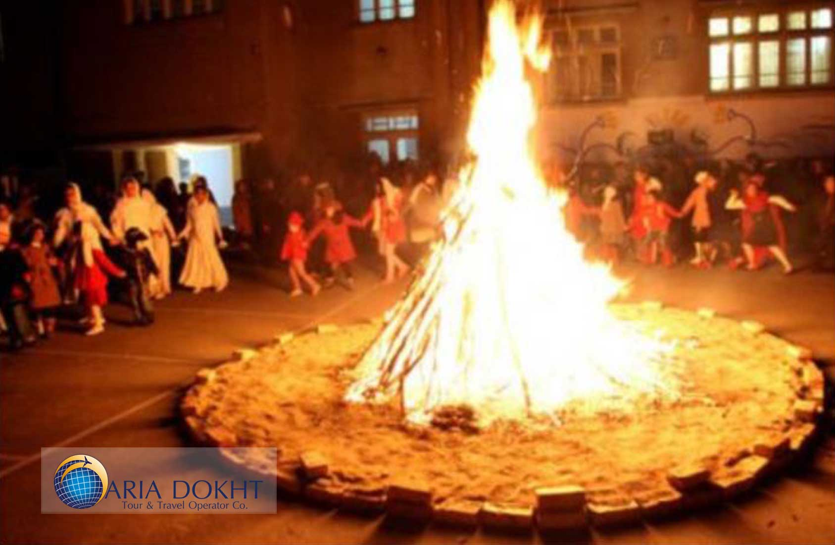 Sadeh, Winter ceremony, mid-winter celebration