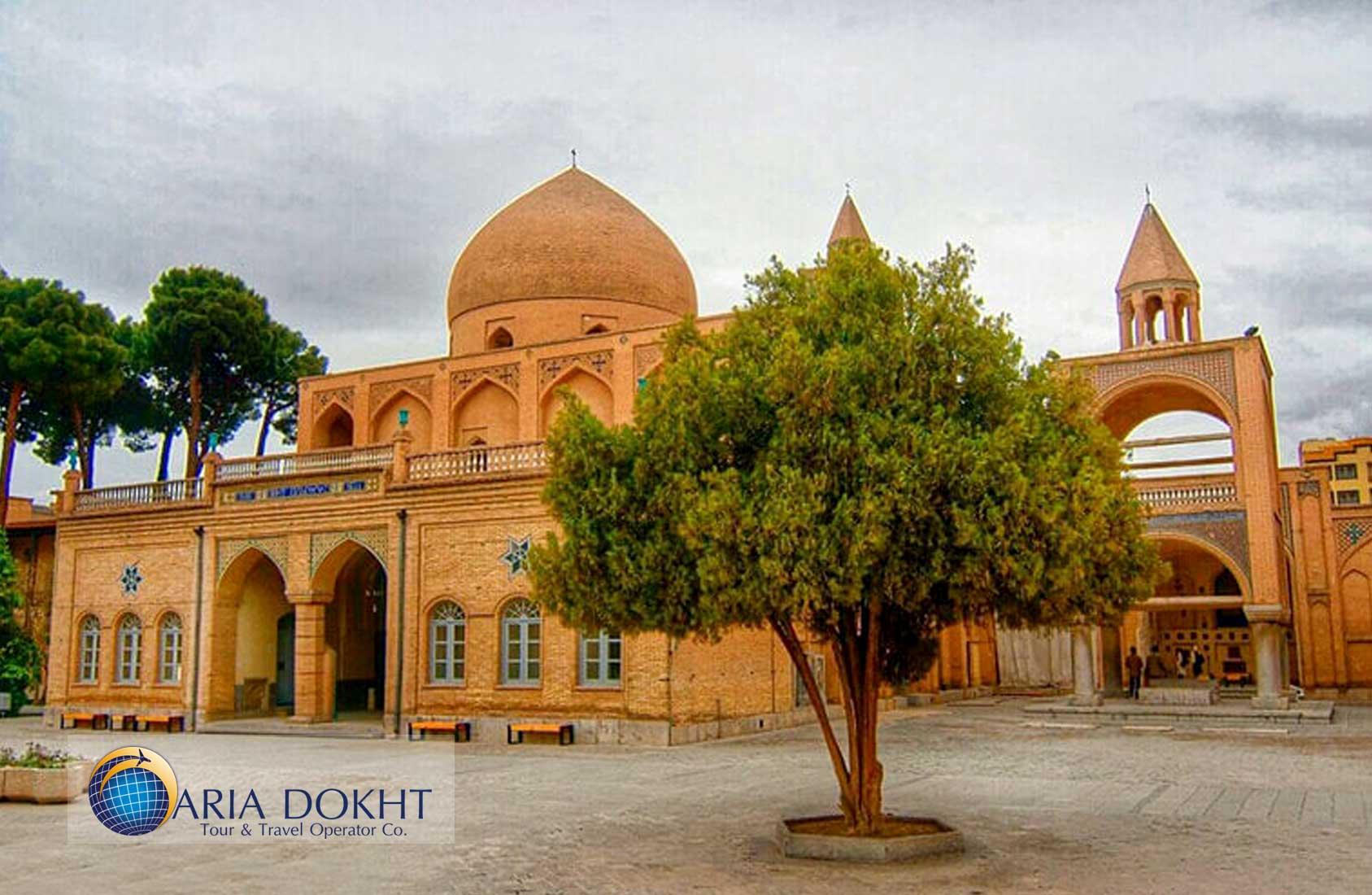 Vank Cathedral- Isfahan