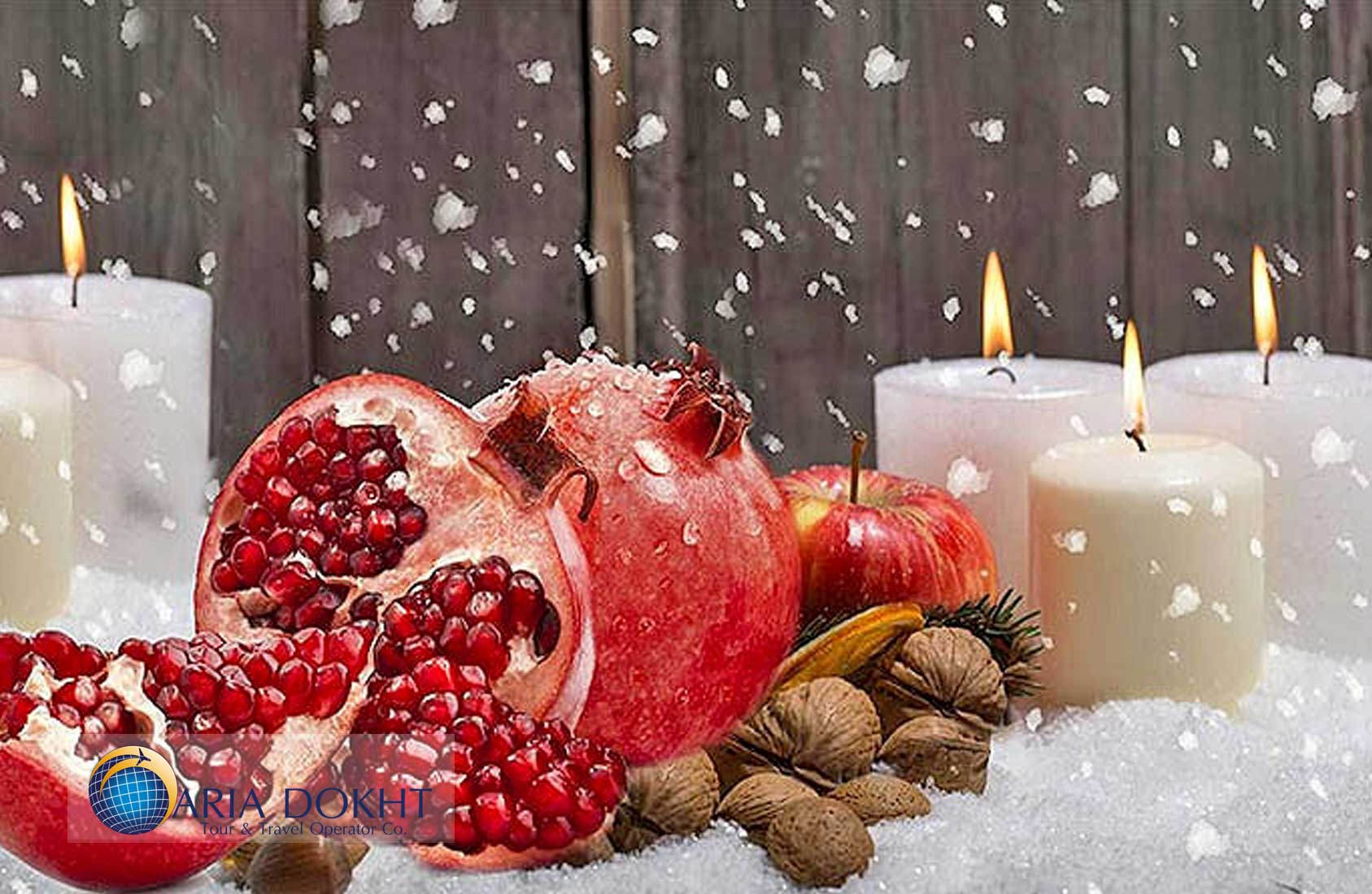 Yalda night, Shabe Cheleh, Yalda