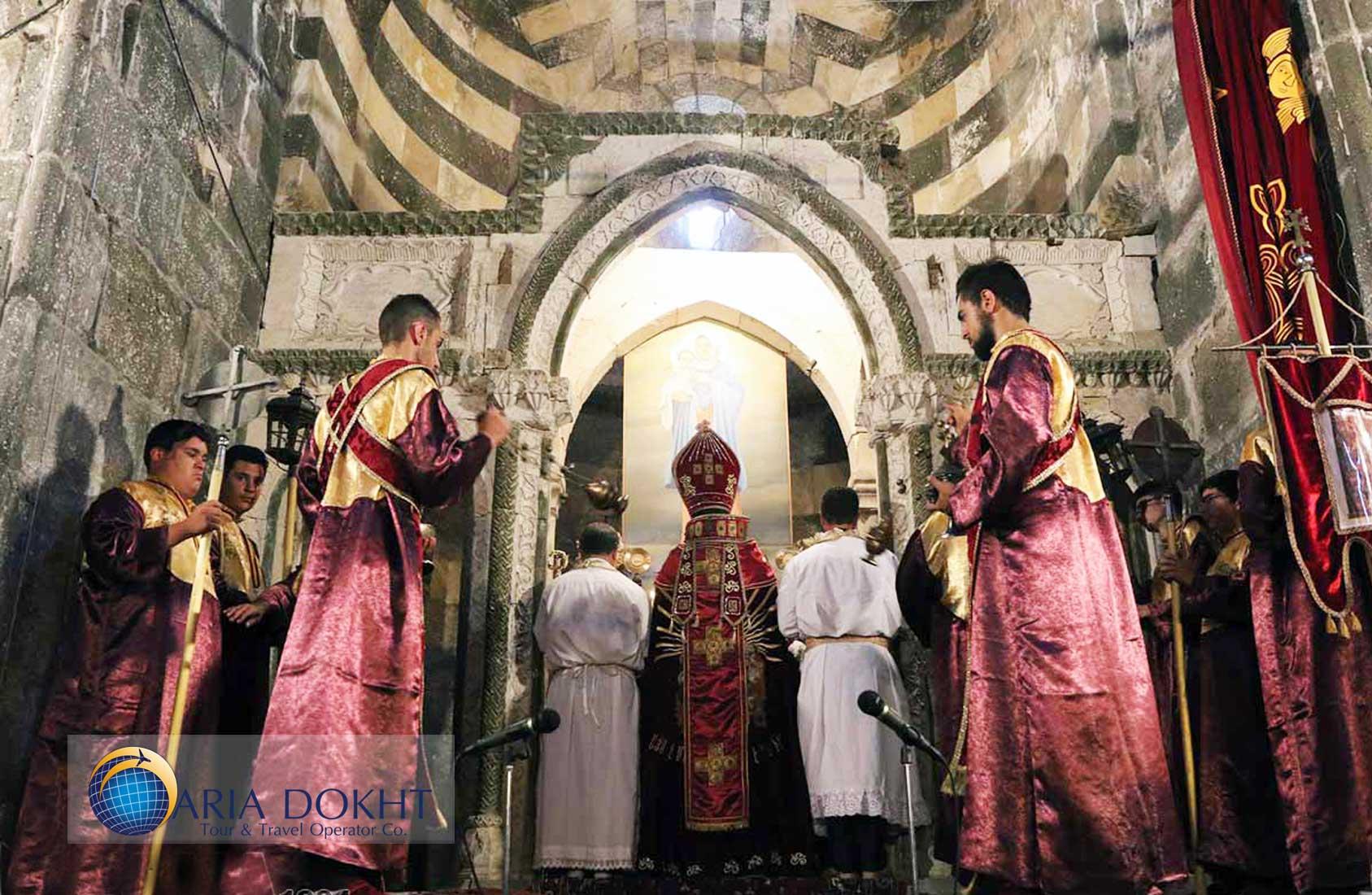 qarreh catedral - East Azerbaijan
