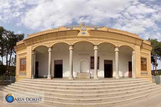Bahram-Fire-temple