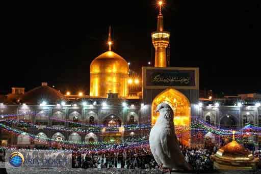 Imam-reza-holyshrine