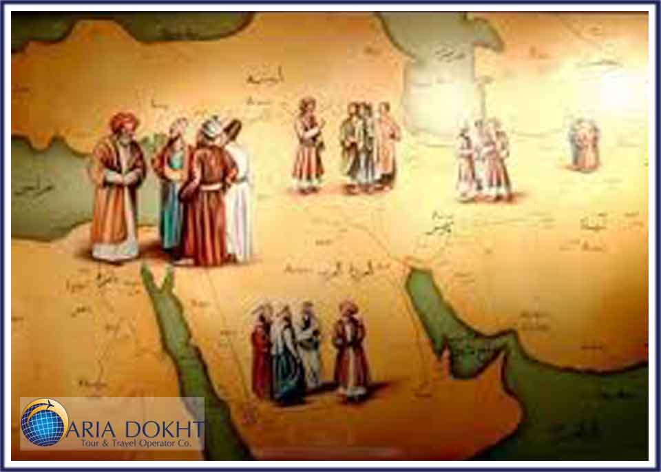 Naser khosro, Map, ancient Map,