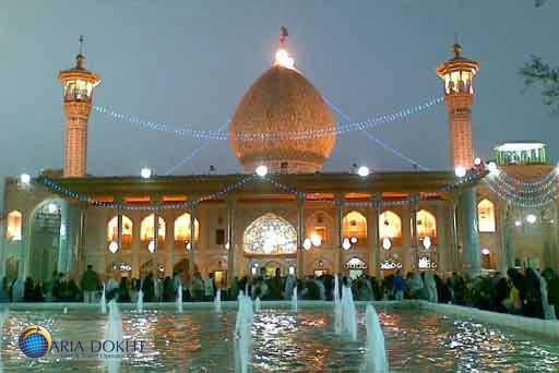 Shahcheragh-holyshrine