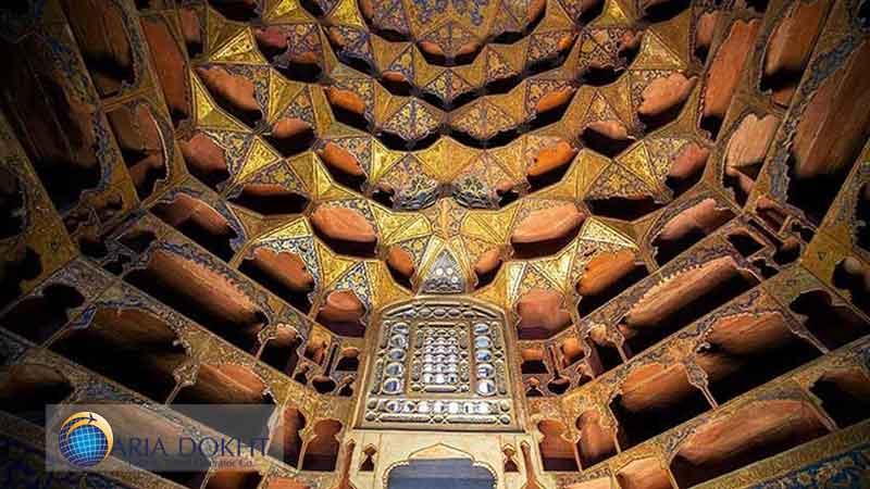 Sheikh-Safi-Tomb