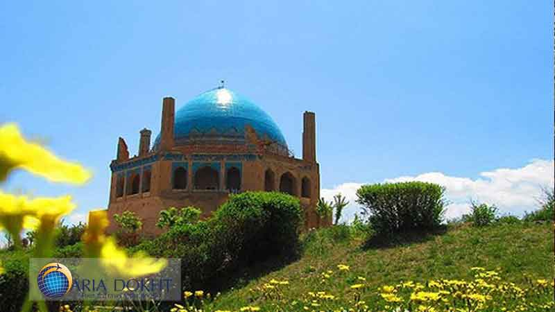 Soltanyeh-Dome