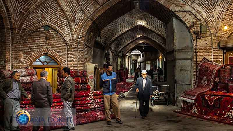 Tabriz-Roofed-Bazar