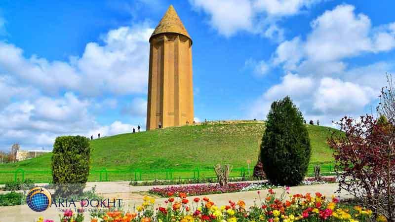 gonbad-kavoos-tower
